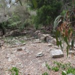 Imlay House ruins