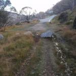 Guthega Rd service trail