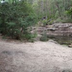 Martins camping area