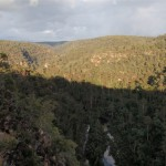 View from Erskine Lookout