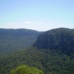 The Jamison Valley from Echo Point
