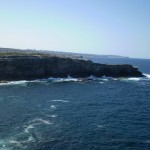View of coastline near Maroubra