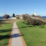 Footpath to the lighthouse