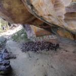 Cave at Mount Wondabyne