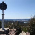 View from Mt Wondabyne
