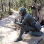 Charles Sturt immortalised