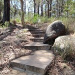 Steps for easier walking