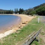 Patonga Beach from the Boat Ramp