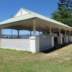Pavilion at Eve Williams Memorial Oval