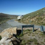 Int of Main Range track and Kosciuszko walk