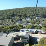 Bottom of Kosciuszko Express chairlift