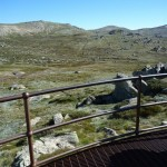 View from the Mt Kosciuszko Lookout