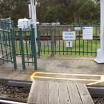 Cowan train station