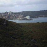 Manly from Dobroyd Head