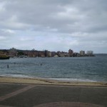 Manly harbourside