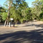 Carnley Ave Car Park in Blackbutt Reserve