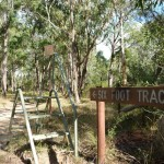 Six Foot Track crossing near the Megalong Ford