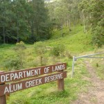 Alum Creek Camping area