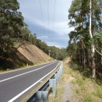 Six Foot Track beside Jenolan Caves Rd