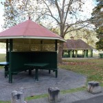 Picnic area at Bobbin Head
