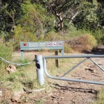 GNW entrance from Woy Woy rd