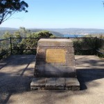 Staples Lookout Plaque