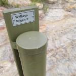Walkers Register system