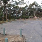 Warrah Trig Station carpark