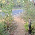 Int of Great North Walk and Patonga Drive