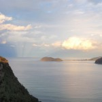 View of Barrenjoey Lighthouse from Warrah Lookout