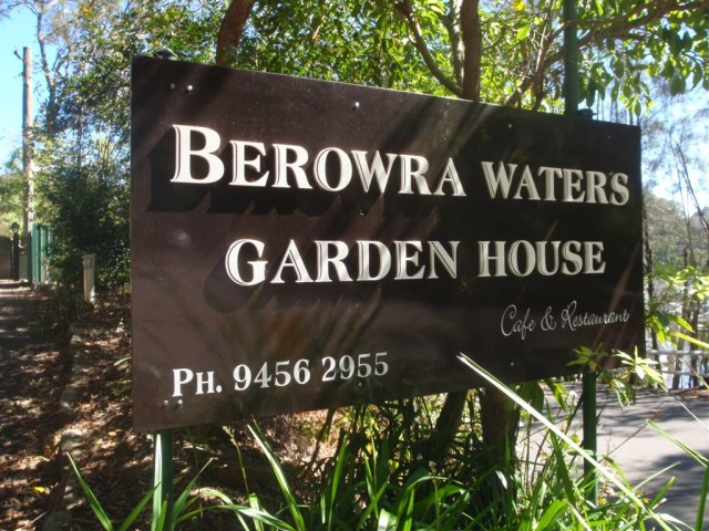 Berowra Waters Garden House Cafe