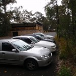 Blaxland Library car park