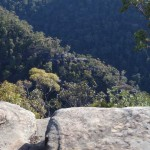 View over edge