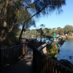 riverside boardwalk