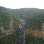 Wentworth Falls from Princes Rock