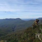 View from Tunnel Lookout