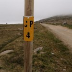 4km to Charlotte pass
