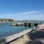 Bundeena Ferry wharf
