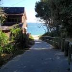 Path to Jibbon Beach